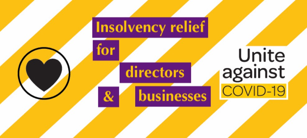 Insolvency relief for businesses impacted by COVID-19